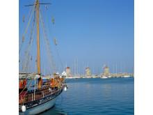 Rhodos - Havnen