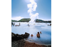 Island, Den blå lagune