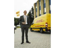 Claus Lassen – Administrerende direktør hos DHL Express (Denmark) A/S.