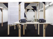 Zak Kyes Working With…, Jesko Fezer, utställningsarkitektur, 2011