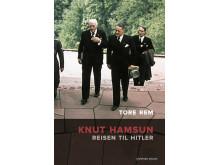 Omslag: Knut Hamsun. Reisen til Hitler