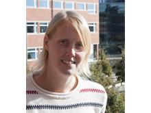 Maria Anderson, doktorand på Maritim miljö och energisystem