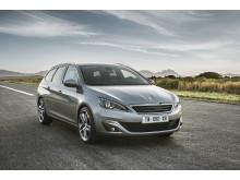 MIX-leasing af Peugeot 308 SW med udbetaling på kun 4.995 kr.