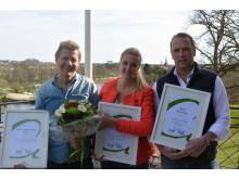 Vinnarna av Countryside Awards