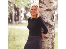 Solja Krapu deltar vid Finlandsdag 21 oktober. Foto: FotaFolk