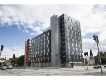 MultiLevel referensprojekt - StudentCity, ÖrebroBostäder