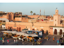 Marokko, Marrakech