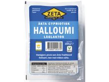 Zeta Halloumi Låglaktos 150 g