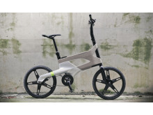 DL122 koncept cykel