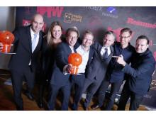 2012 års 100watt-vinnare i kategori Konsument