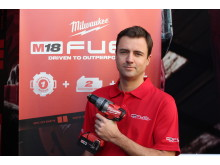 Milwaukee M18 FUEL™ - Thomas Jacobsson