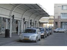 Förbättrad taxiservice vid Knutpunkten