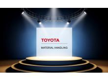 Toyota Material Handling på Logistik & Transport på Svenska Mässan i maj