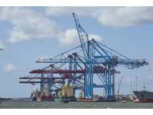 Feederfartyg i APM Terminals, Göteborgs Hamn