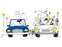 Driving personalities - The Escaper