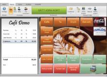 JobOffice Kassa i café