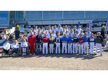 IInvigning Olympiatravet