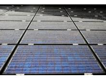 Solpanererna producerar ca 3 500 kWh/år
