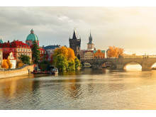 Bravo Tours - Prag, Moldau med Karlsbroen