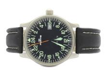 Klockor 4/7, Nr: 104, FORTIS, Flieger 24H, Cal ETA 2893-2