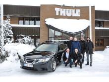 Thule SlideBar - Lagarbete när det fungerar som allra bäst