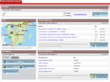 Skärmdump från Mitt SVERIGE BYGGER - Mina Affärsmöjligheter