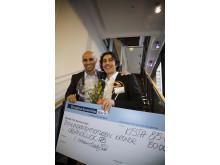 OrganoClick - Vinnare av Innovation & Technology Award 2008