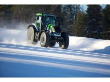 Världens snabbaste traktor