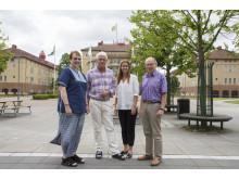 Forskarteamet vid Högskolan Kristianstad