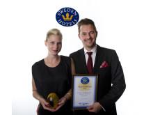 Frimurarehotellet Sweden Hotels i Kalmar är Årets Guldkrona!