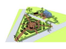 Stadsodling Drottninghögsparken