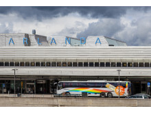 Flygbussarna terminal 5 Arlanda