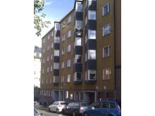 Einar Mattsson AB Blekingegatan 28 Fasad