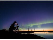 Canon behind the scenes Norrsken Bild 1