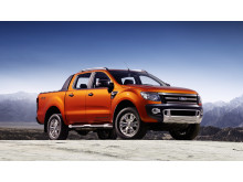 Ford Ranger Wildtrak 1