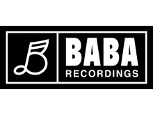 BABA recordings logo