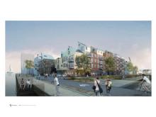 Riksbyggen med Kjellgren Kaminsky Architecture AB
