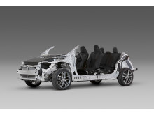 Toyota New Global Architecture – ett nytt sätt att bygga bilar