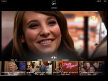 """""""Get tv"""", programmeny nytt brukergrensesnitt"""