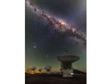 Teleskopet Alma