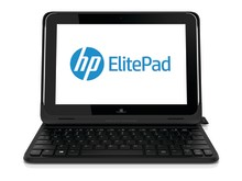 HP Productivity Jacket with HP ElitePad front view