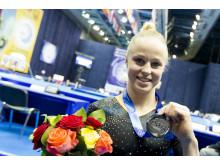 Jonna Adlerteg nominerad till Idrottsgalan 2014