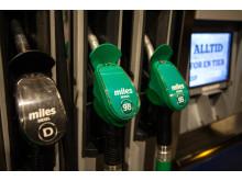 miles® bensin og diesel på statoilstasjoner