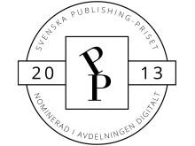 Logga Svenska Publishing-Priset