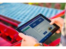 50 procent av Rapid-kunderna väljer Väderstad E-Services