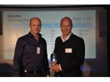 Widespace - Årets Fast 50-vinnare