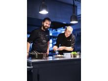 Italiensk touch i Villa Askes kök