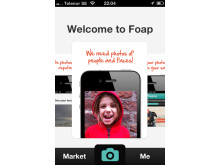 Foap turns your photos into dollars