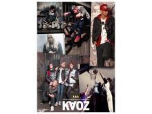 KAOZ - Forside reklamefilm - SS12