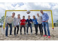 SM i Beach Soccer i Kalmar